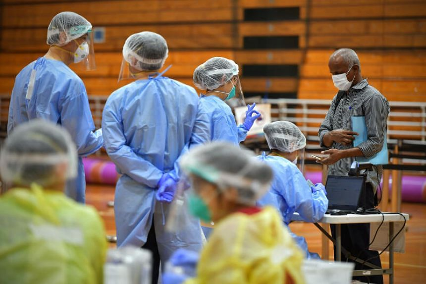 Five of the 24 community cases are close contacts of earlier cases and had already been placed on quarantine.