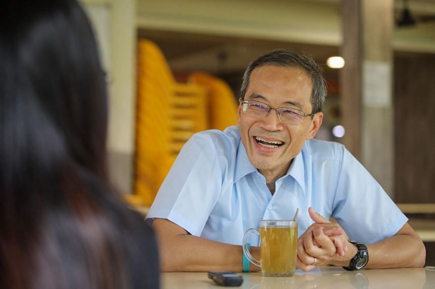 WP's Hougang SMC candidate Dennis Tan won 61.19 per cent of the votes.