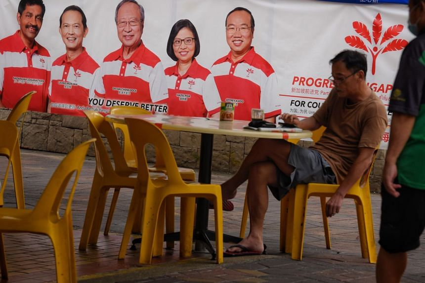 Two Progress Singapore Party candidates in West Coast GRC will be offered seats in Parliament as Non-Constituency MPs.