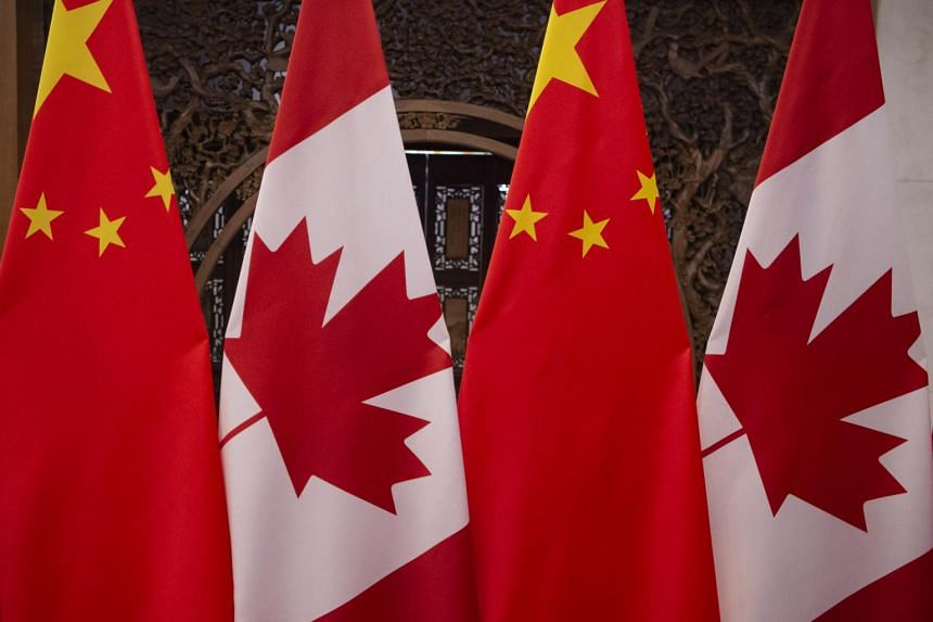 A series of recent polls show public opinion in Canada is shifting against China.