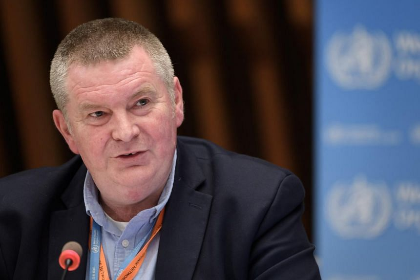 Dr Michael Ryan of WHO said world leaders need to make sure access to healthcare is equitable and evidence-based.