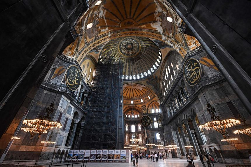 State Dept: 'Disappointment' at Hagia Sophia Reverting to Mosque