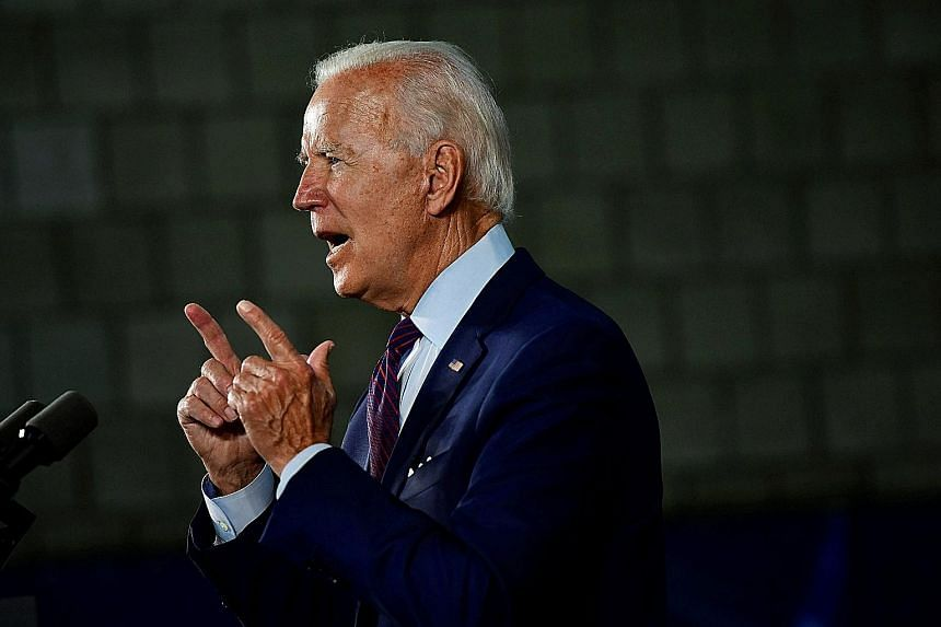 Mr Joe Biden is banking on not only his policy prescriptions but also his long track record of befriending, cajoling and sometimes confronting foreign leaders - what he might call the power of his informal diplomatic style.