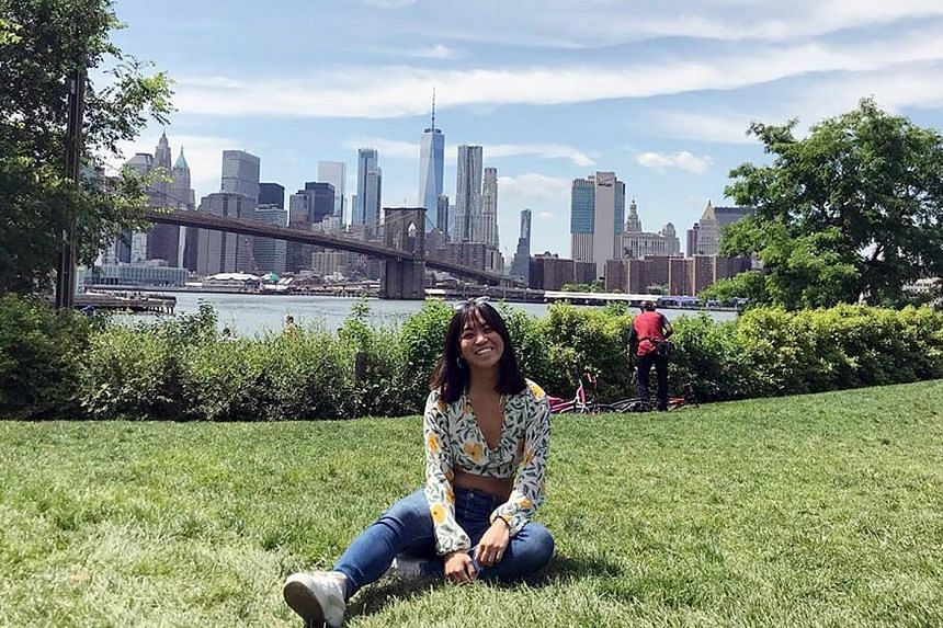 Graduate student Katherine Sumantri is one of hundreds of thousands of foreign students in the US whose plans were upended when the Immigration and Customs Enforcement agency issued a notice that students taking courses that were fully online would n