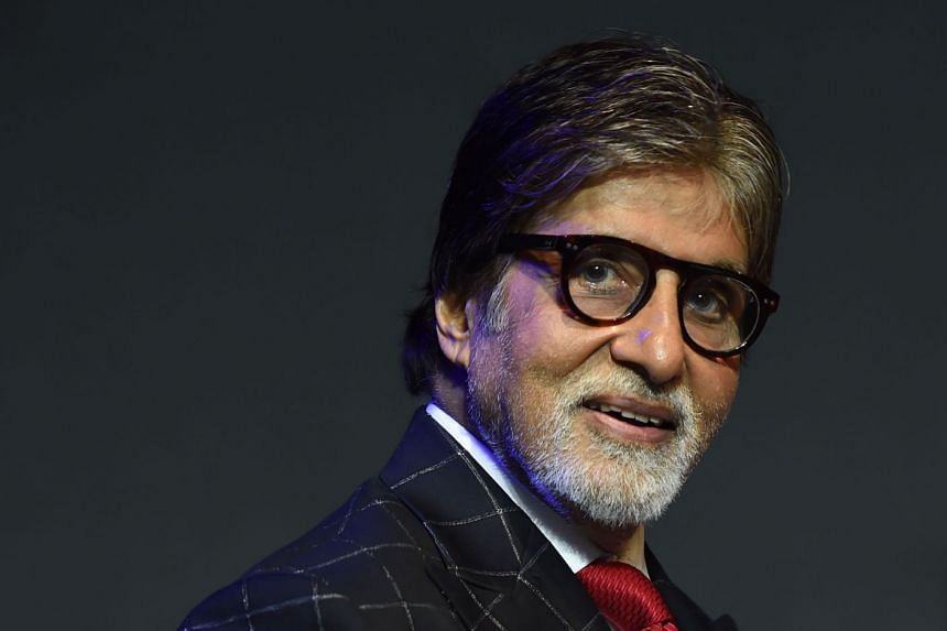 Bachchan (above, in a 2018 photo) urged people who had been around him to get tested.