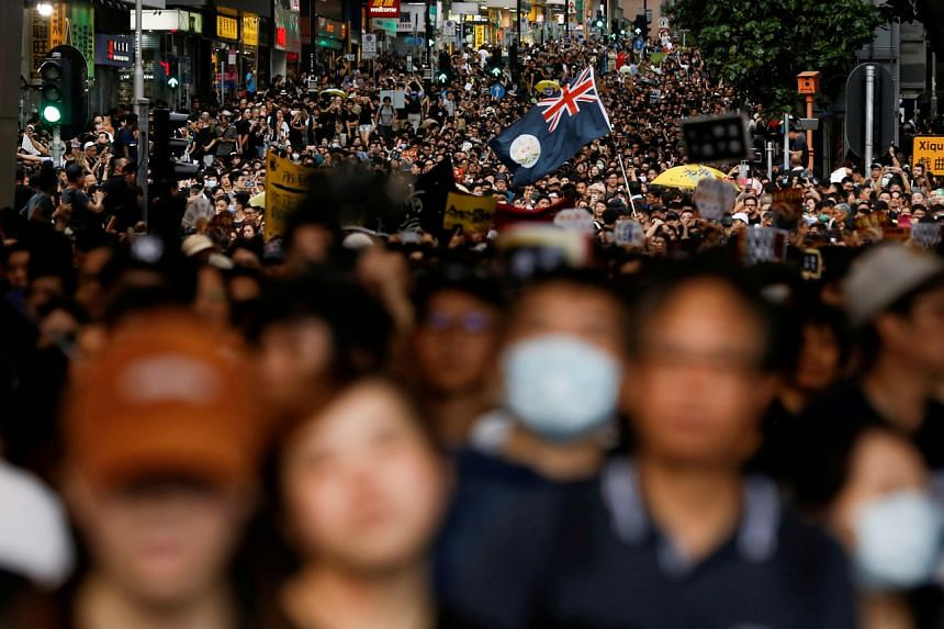 Most US firms in Hong Kong anxious about new security law