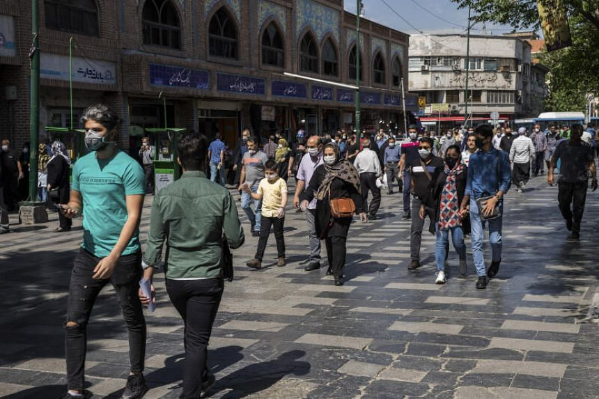 Iran currently has more than 12,829 deaths and 257,303 infections.