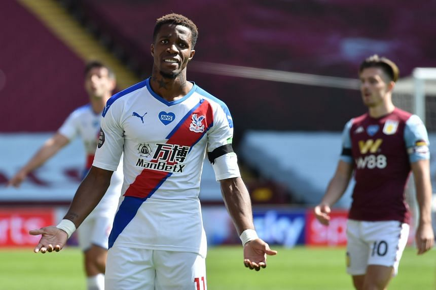 Police arrest 12-year-old for racially abusing Palace star Zaha