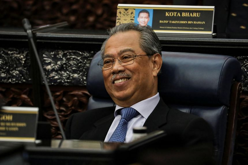 Malaysia PM Muhyiddin wins vote to oust Speaker, proves majority ...