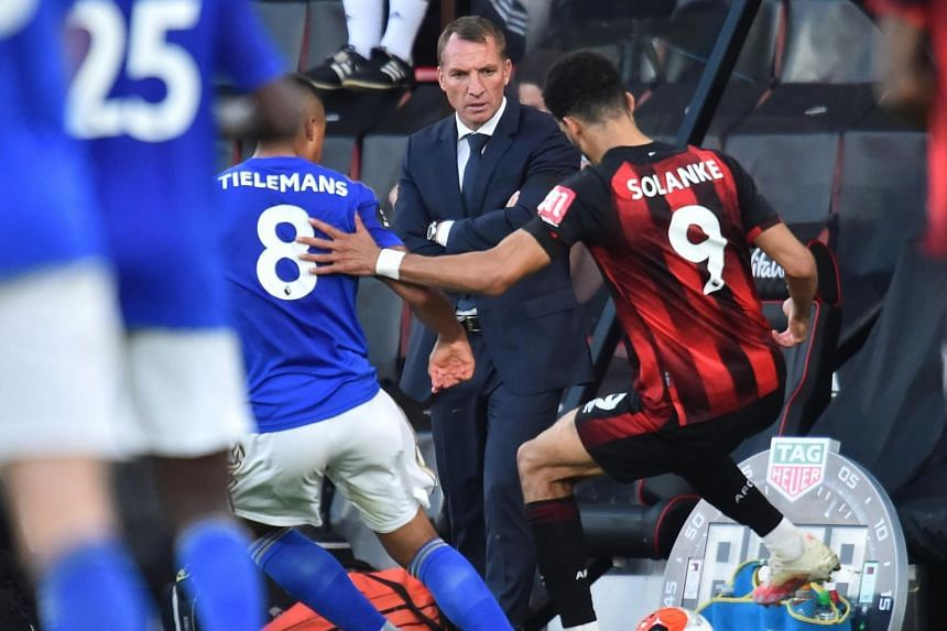 Leicester City lost 4-1 to Bournemouth on July 12, 2020.