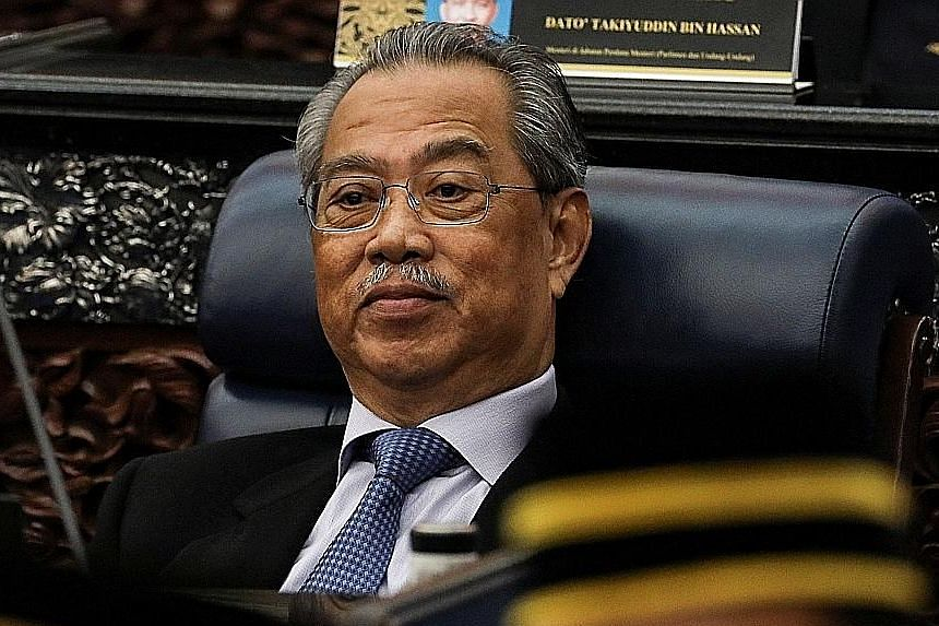 Prime Minister Muhyiddin Yassin succeeded in replacing the Speaker with a slim majority of two votes.