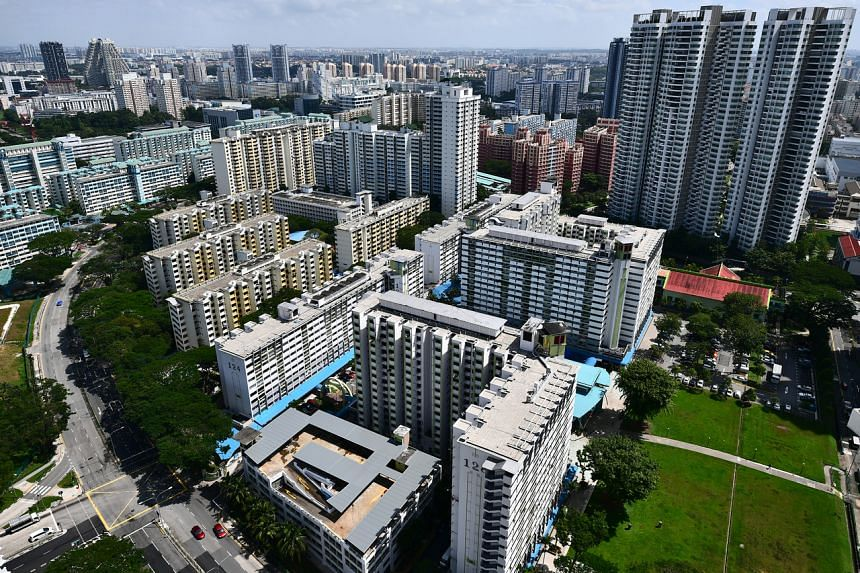 The number of condominiums and private apartments resold increased to an estimated 497 units in June.