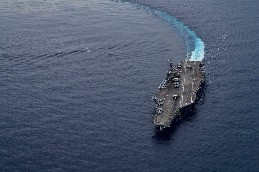 The Trump administration escalated its response against China by rejecting nearly all of Beijing's significant maritime claims in the South China Sea.