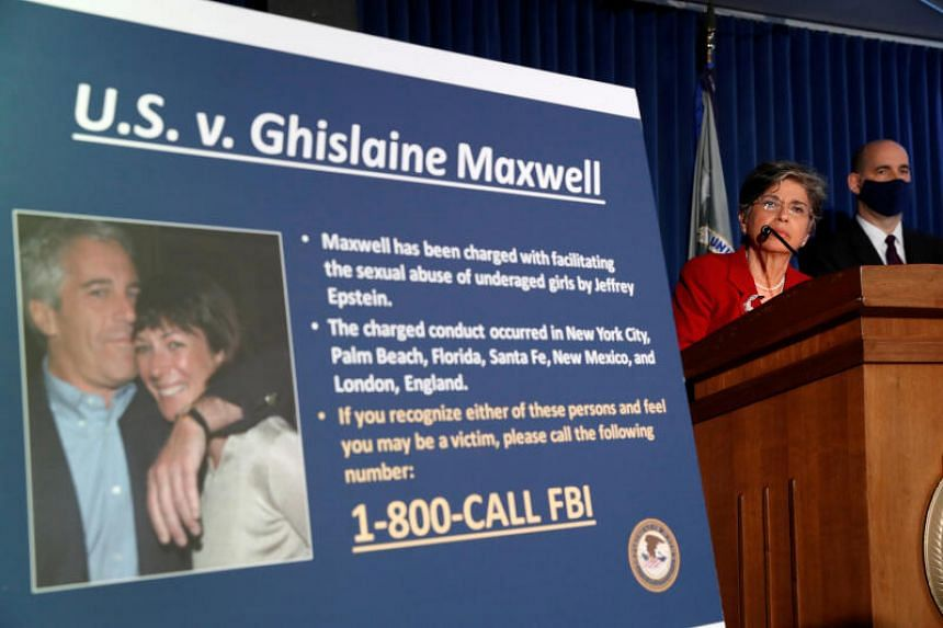 Ghislaine Maxwell is facing charges she lured underage girls for the late financier Jeffrey Epstein.