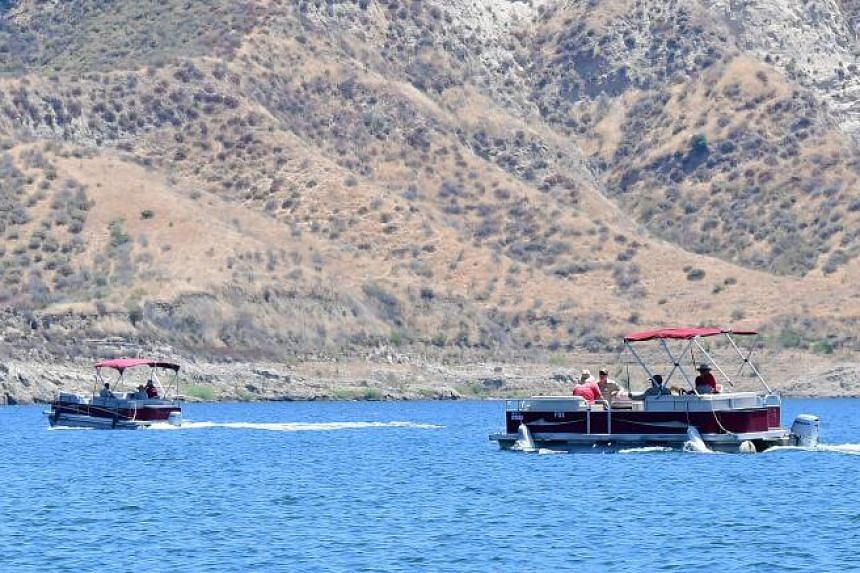 The 33-year-old is believed to have accidentally drowned in Lake Piru.