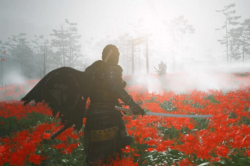 Ghost of Tsushima follows the open-world formula perfected by games such as Far Cry and Horizon Zero Dawn.