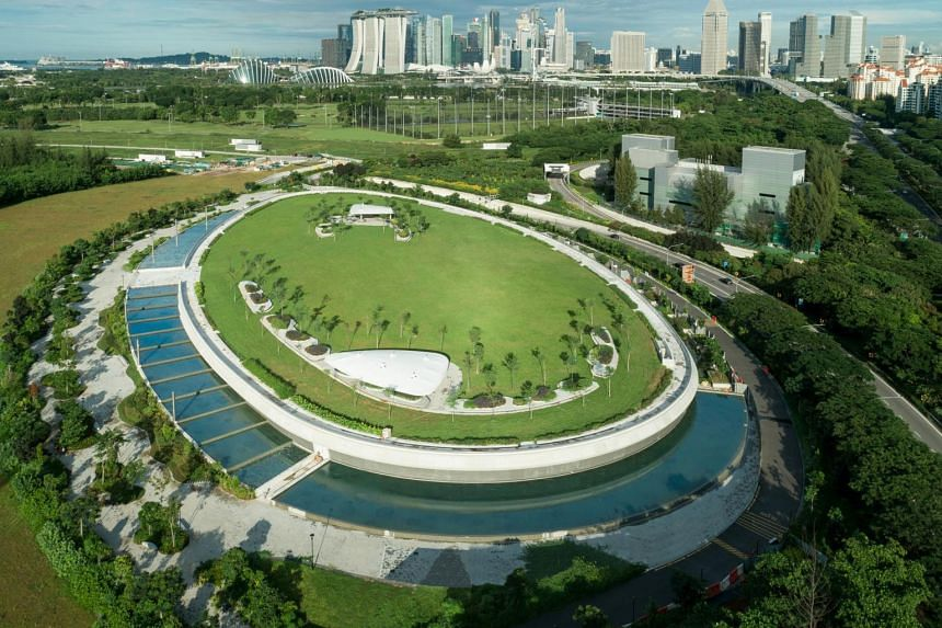 The Keppel Marina East Desalination Plant is the Republic's first large-scale plant able to treat both fresh water and seawater.