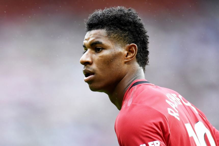 Rashford had helped to raise around £20 million to supply meals to struggling families during the Covid-19 pandemic.