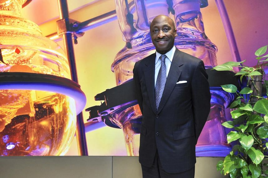 Kenneth Frazier is one of only four Black CEOs of Fortune 500 companies.