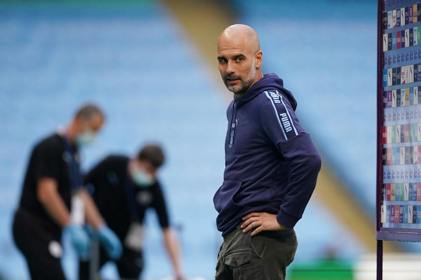 Guardiola 'incredibly happy', but rivals brand Man City let-off a 'disgrace'