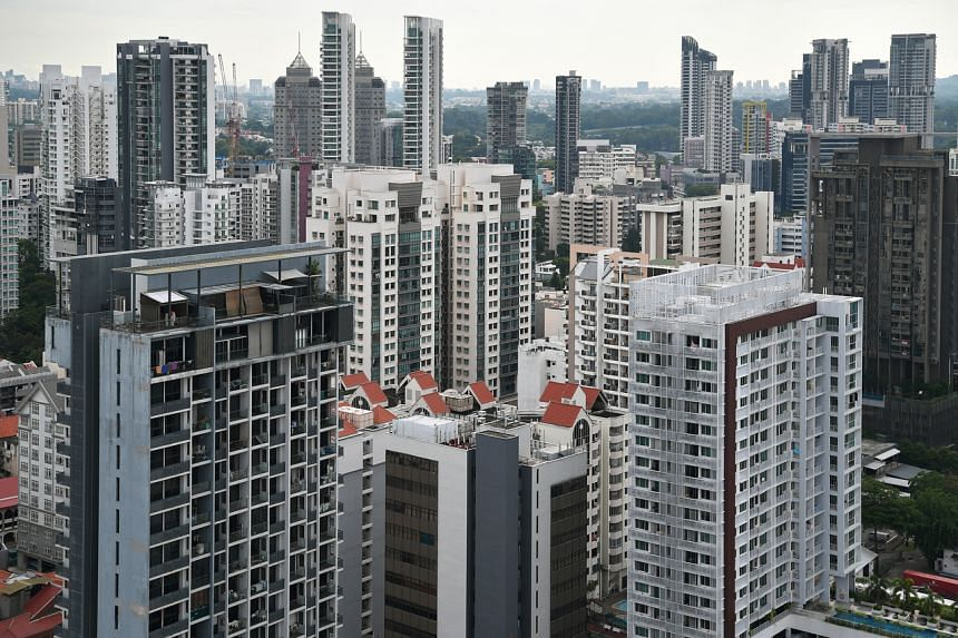 New homes sales transacted in the city fringes or rest of central region jumped 127.5 per cent month on month.