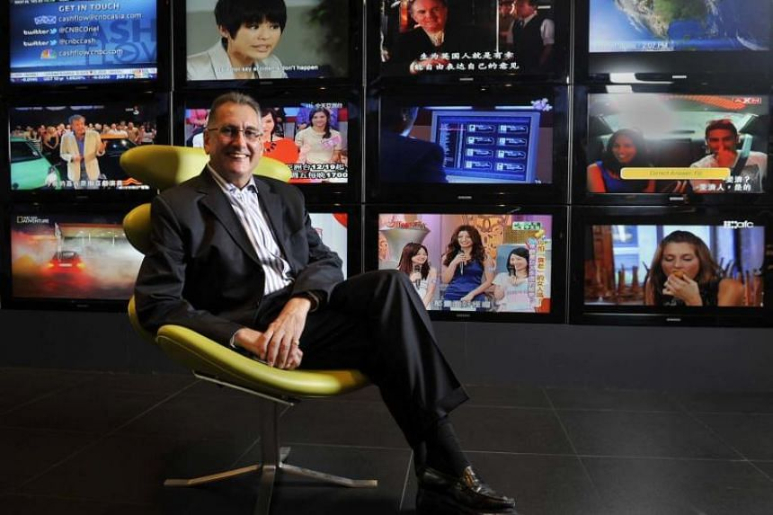 Mr Neil Montefiore in December 2011. In 2010, he left M1 to join StarHub as its chief executive.