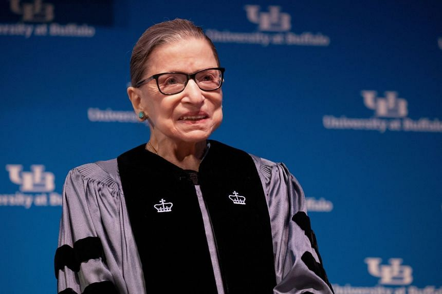 Justice Ruth Bader Ginsburg 'doing well' after release from hospital for infection