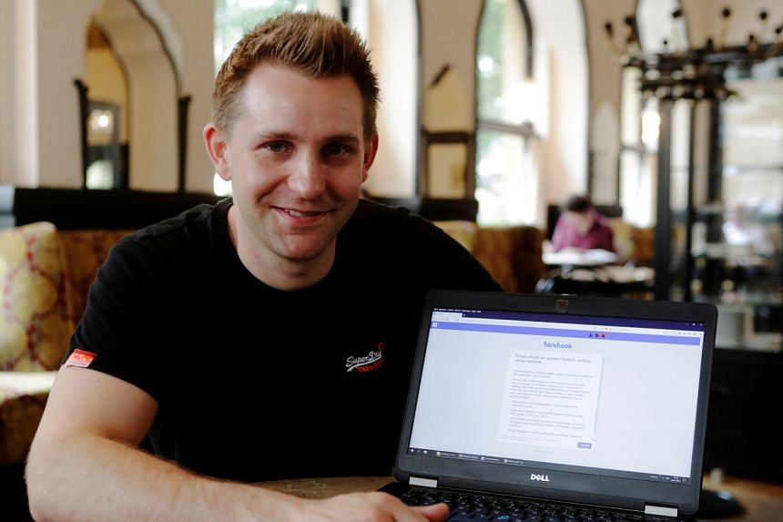 Austrian activist Max Schrems scuppered a previous EU-US deal on which tech giants depended to do business in 2015.