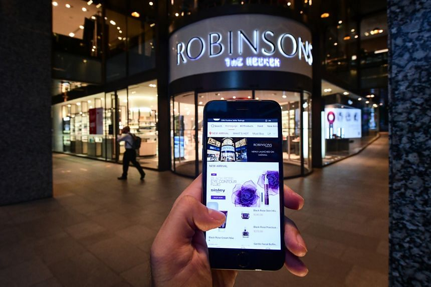 Robinsons went live with added an storefront on e-commerce platform Lazada in April.