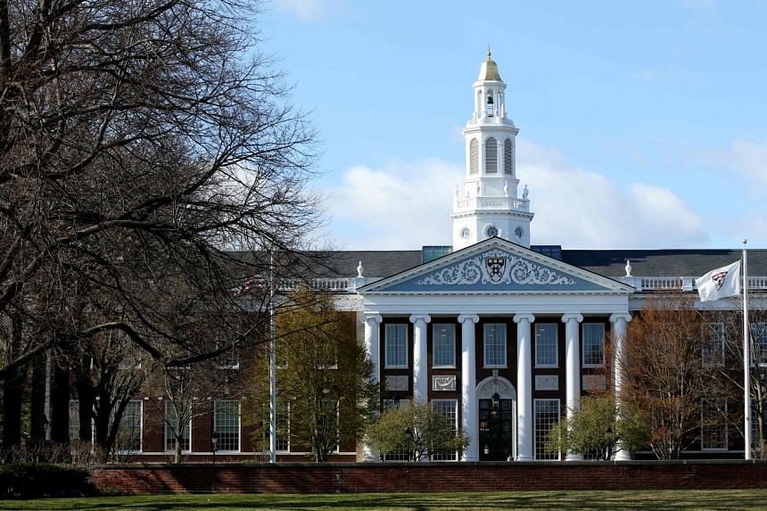 The government reversed itself after Harvard University (pictured) and other colleges challenged the policy in court.