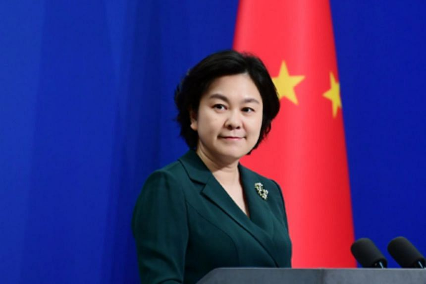 China has reiterated its willingness to stick to the agreement despite recent US sanctions against Chinese officials and firms, said foreign ministry spokesman Hua Chunying.