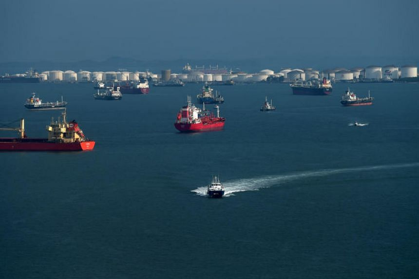 Most of the incidents in the Singapore Strait this year occurred in the hours of darkness and involved bulk carriers.