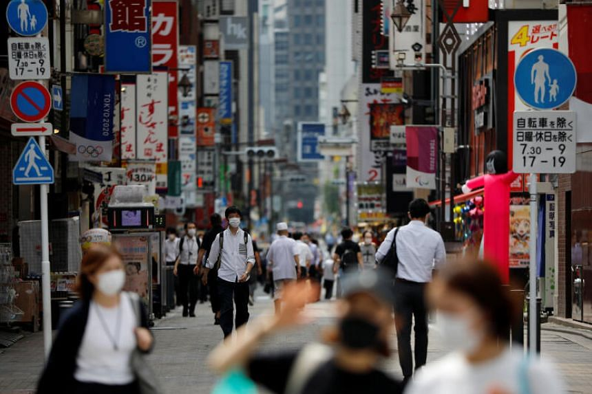 Tokyo has raised its coronavirus alert to the highest level after a series of new cases.