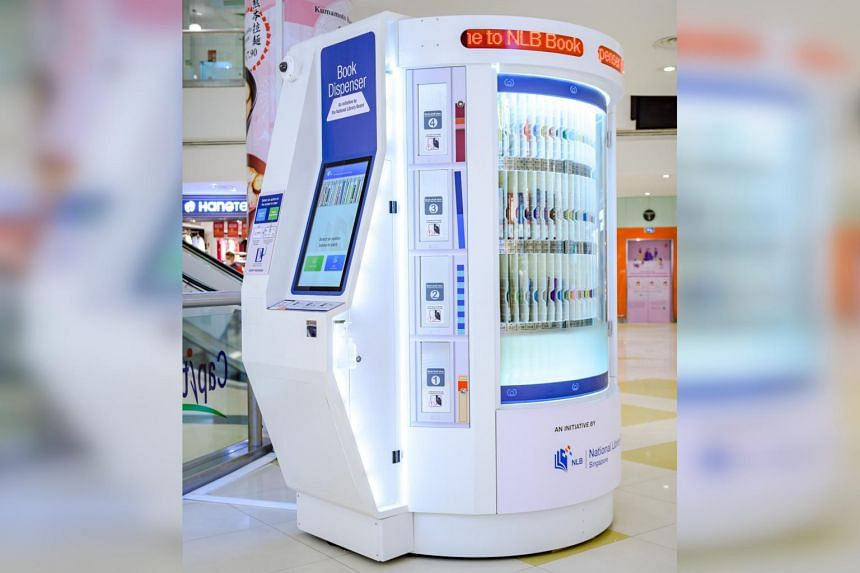 The machine is replenished daily and any item that has remained in the dispenser for 15 days will be removed and replaced the next day.