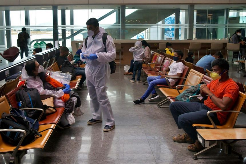 The cities worst affected by the pandemic such as Delhi, Mumbai and Bengaluru are also among the country's aviation hubs.