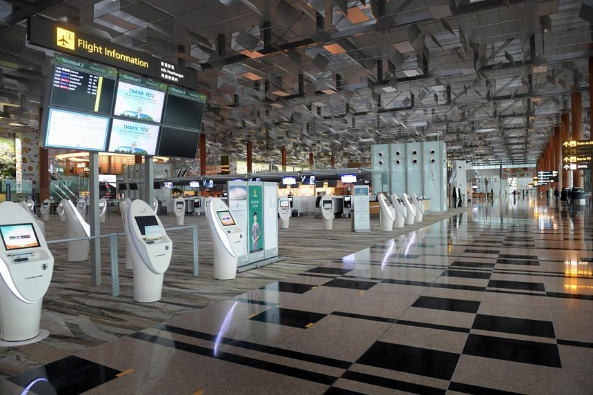 Border control measures for travellers who are entering Singapore will also be continually reviewed and updated.