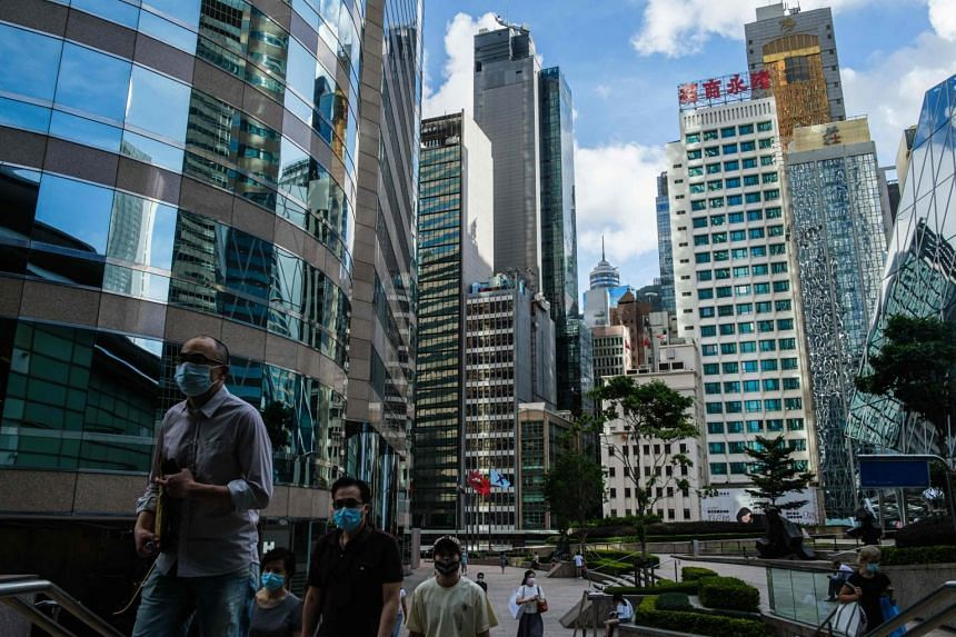 Hong Kong's income inequality has long been higher than any Group of 7 economy.