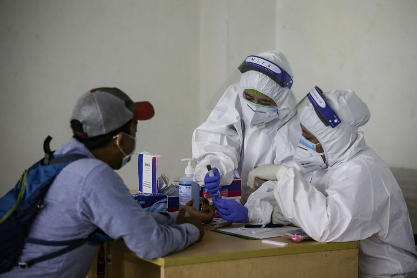 Indonesia has the highest number of coronavirus cases in South-east Asia.