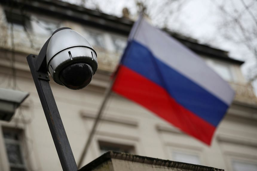 Russia and Britain have been at loggerheads since Moscow was accused of trying to kill double agent Sergei Skripal with a powerful military-grade nerve agent in 2018.