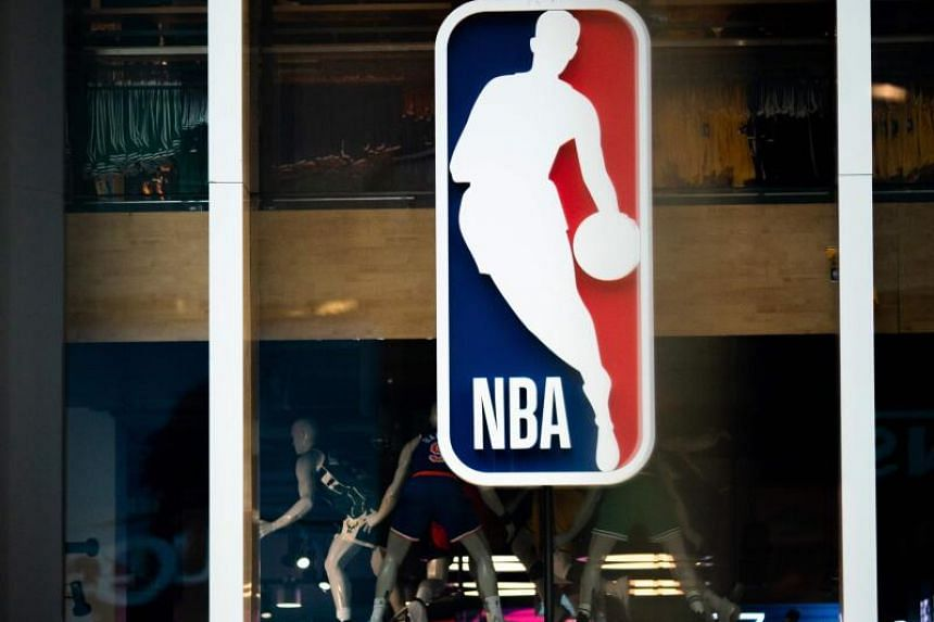 The NBA exhibition-game schedule begins on July 22 with four games.