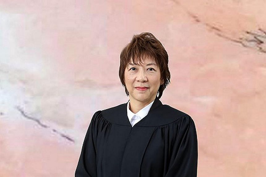 Family Justice Courts' Presiding Judge Debbie Ong