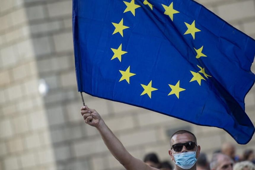 The 27 EU states were still seeking a compromise on the fund.