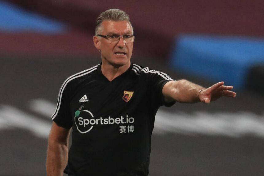 Watford confirm Nigel Pearson sacking, Hayden Mullins appointed interim coach