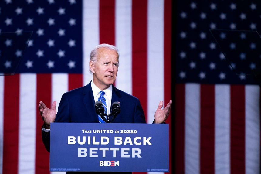Joe Biden's advisers said he will seek to both appeal to persuadable voters and motivate the party's base.