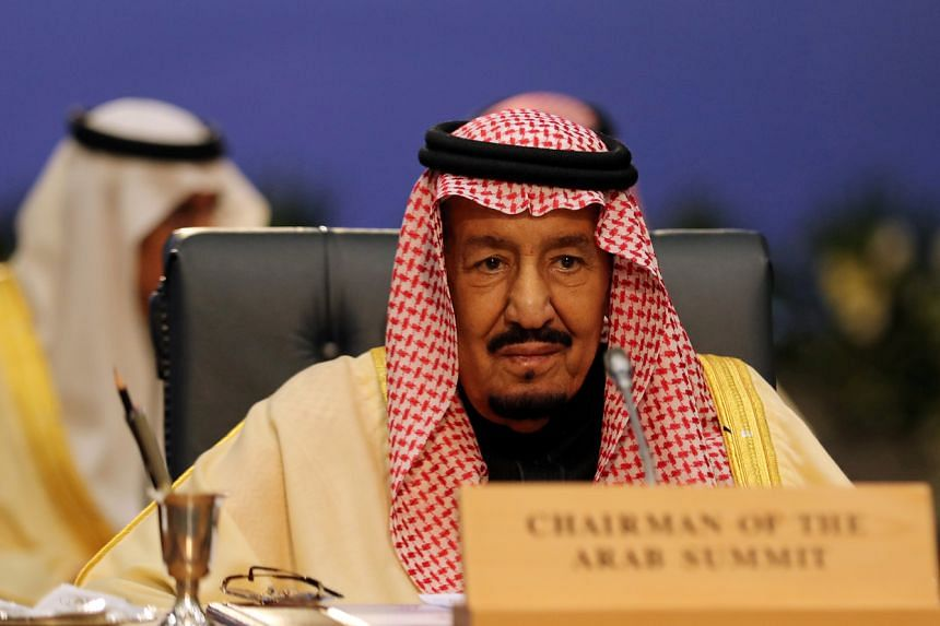 Saudi Arabia's King Salman has been admitted for inflammation of the gallbladder, Cholecystitis.