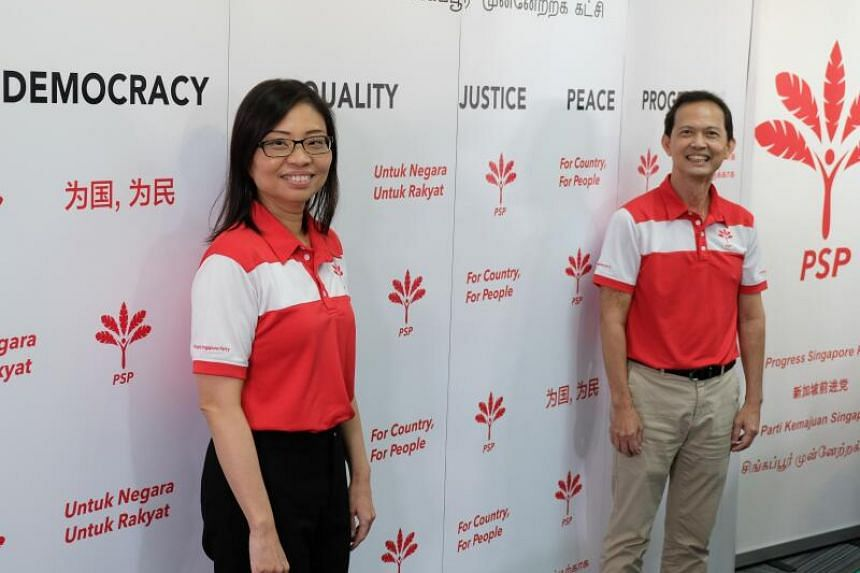 Ms Hazel Poa and Mr Leong Mun Wai will step down from their posts as vice-chairman and assistant secretary-general respectively.