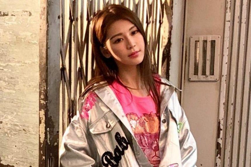 Singer Zaina Sze tested positive for the coronavirus.