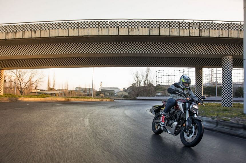 ST On the Road: Check out the latest rides, motorcycle and riding accessories. PHOTO: BOON SIEW SINGAPORE