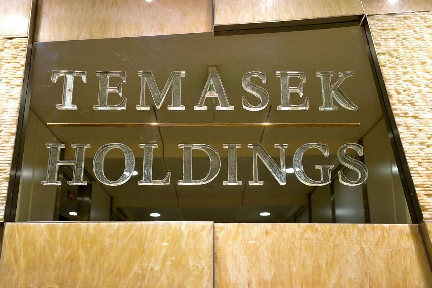 Temasek's one-year total shareholder return dropped to minus 2.3 per cent, down from 1.49 per cent a year ago.