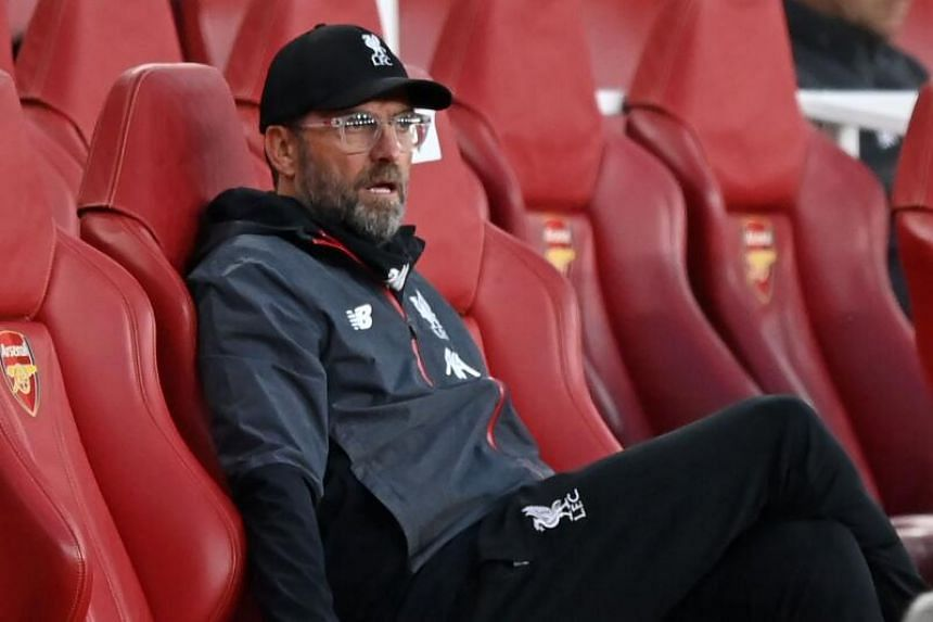 Liverpool manager Jurgen Klopp cited how the Reds did not panic buy after losing last season's championship to City.